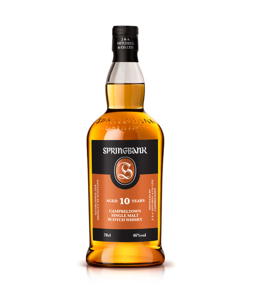 Buy Springbank 10 Year Old Scotch Whisky online at sudsandspirits.com and have it shipped to your door nationwide.