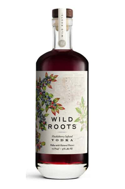 Buy Wild Roots Huckleberry Infused Vodka online at sudsandspirits.com and have it shipped to your door nationwide.
