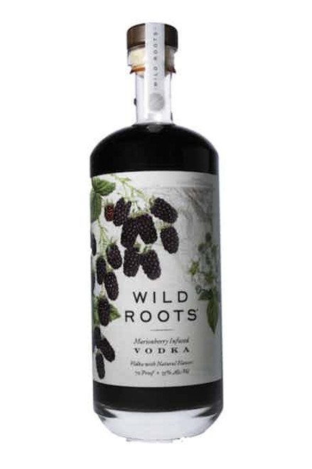 Buy Wild Roots Marionberry Infused Vodka online at sudsandspirits.com and have it shipped to your door nationwide.
