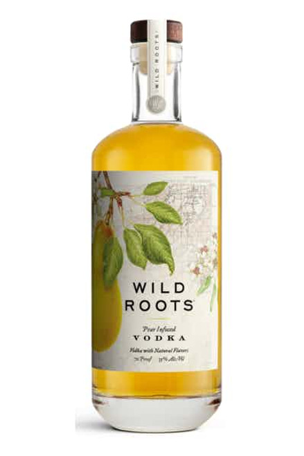 Buy Wild Roots Pear Infused Vodka online at sudsandspirits.com and have it shipped to your door nationwide.