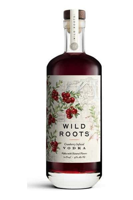 Buy Wild Roots Cranberry Infused Vodka online at sudsandspirits.com and have it shipped to your door nationwide.