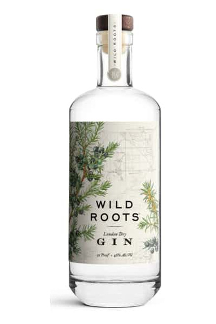 Buy Wild Roots London Dry Gin online at sudsandspirits.com and have it shipped to your door nationwide.