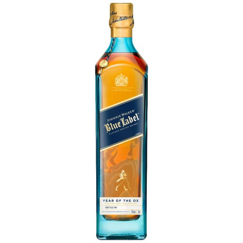 Buy Johnnie Walker Blue Label Year Of The Ox Limited Edition Blended Scotch Whisky online at sudsandspirits.com and have it shipped to your door nationwide.