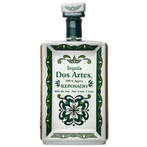 Buy Dos Artes Tequila Reposado online at sudsandspirits.com and have it shipped to your door nationwide.