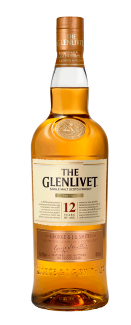 Buy The Glenlivet First Fill 12 Year Old Whisky online at sudsandspirits.com and have it shipped to your door nationwide.