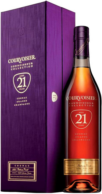 Buy Courvoisier 21 Year Old Cognac online at sudsandspirits.com and have it shipped to your door nationwide.
