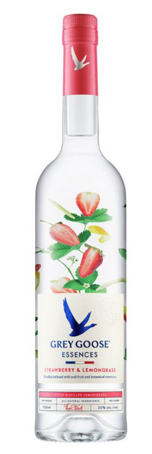 Buy Grey Goose Essences Strawberry & Lemongrass online at sudsandspirits.com and have it shipped to your door nationwide.
