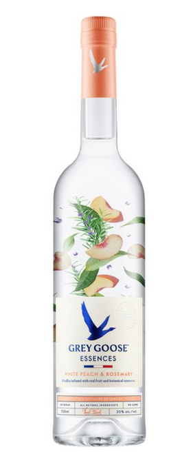 Buy Grey Goose Essence White Peach & Rosemary online at sudsandspirits.com and have it shipped to your door nationwide.