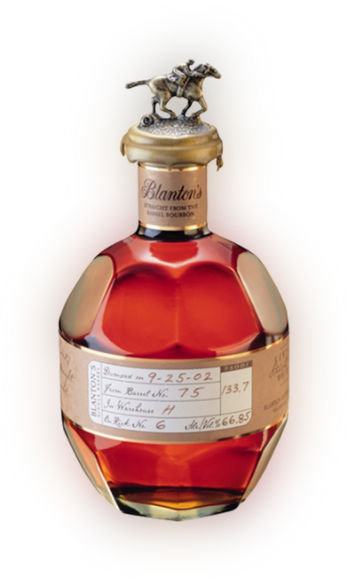 Buy Blanton's Straight from the Barrel Bourbon online at sudsandspirits.com and have it shipped to your door nationwide.