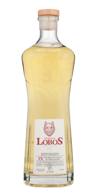Buy Lobos 1707 Tequila Reposado by Lebron James online at sudsandspirits.com and have it shipped to your door nationwide.