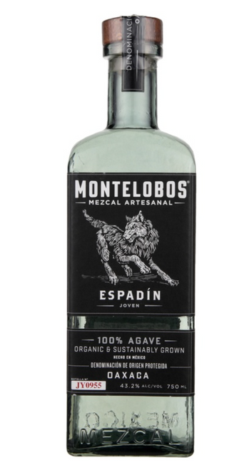 Buy Lobos 1707 Mezcal Artesanal by LeBron James online at sudsandspirits.com and have it shipped to your door nationwide.