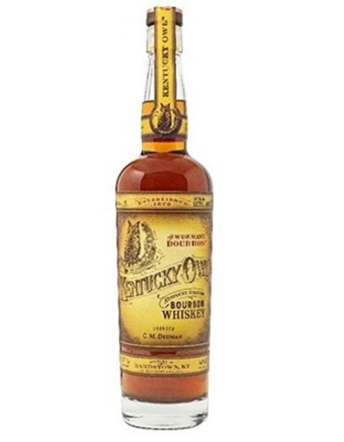 Buy Kentucky Owl Straight Bourbon Whiskey Batch #10 online at sudsandspirits.com and have it shipped to your door nationwide.