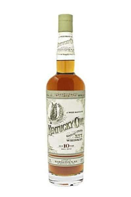 "Buy Kentucky Owl Rye Batch #4 ""The Last Rye"" Whiskey online at sudsandspirits.com and have it shipped to your door nationwide."