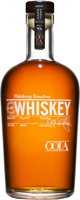 Buy Oola Waitsburg Bourbon Whiskey  online at sudsandspirits.com and have it shipped to your door nationwide.
