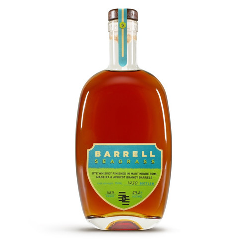 Buy Barrel Seagrass Cask Strength online at sudsandspirits.com and have it shipped to your door nationwide.