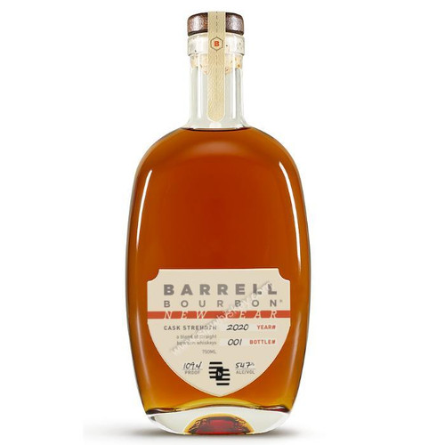 Barrell Bourbon New Year 2020