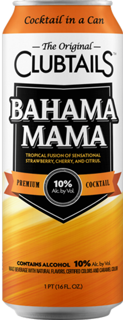 Buy Clubtails Bahama Mama online at sudsandspirits.com and have it shipped to your door nationwide.