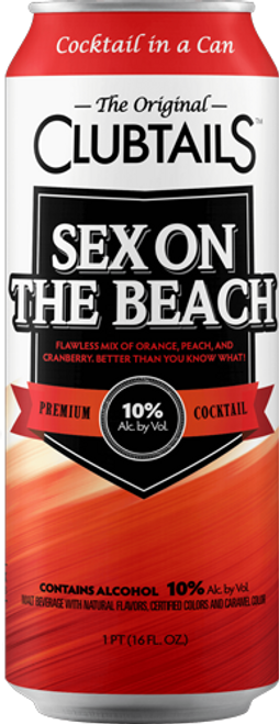 Buy Clubtails Sex On The Beach online at sudsandspirits.com and have it shipped to your door nationwide.