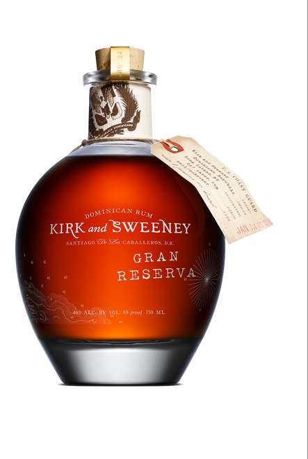 Buy Kirk and Sweeney Gran Reserva Rum online at sudsandspirits.com and have it shipped to your door nationwide.