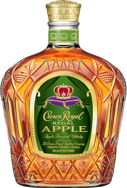 Buy Crown Royal Regal Apple (50ml) online at sudsandspirits.com and have it shipped to your door nationwide.