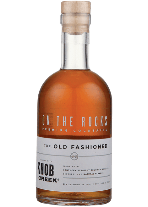 Buy On The Rocks The Old Fashioned (375ml) online at sudsandspirits.com and have it shipped to your door nationwide.