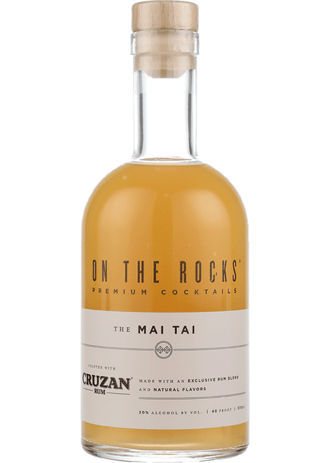 Buy  On The Rocks The Mai Tai (375ml) online at sudsandspirits.com and have it shipped to your door nationwide.