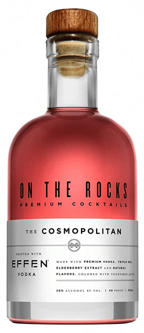 Buy  On The Rocks The Cosmopolitan (375ml) online at sudsandspirits.com and have it shipped to your door nationwide.