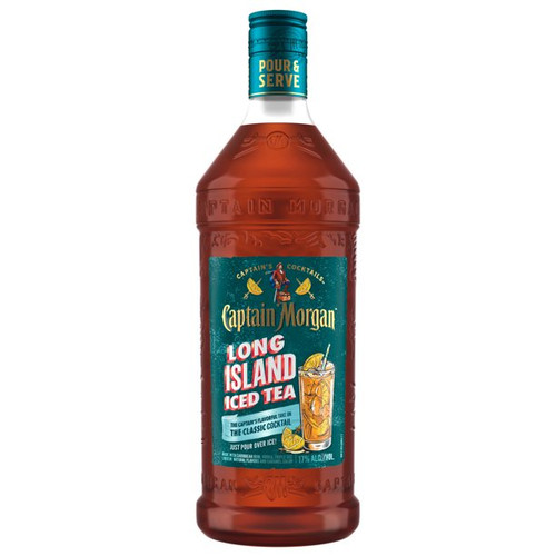 Buy Captain Morgan Long Island Iced Tea RTD Cocktail (1.75ml) online at sudsandspirits.com and have it shipped to your door nationwide.
