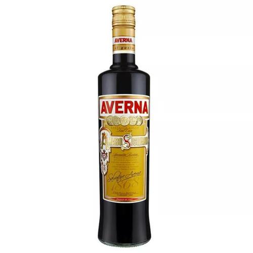 Averna Amaro Liqueur