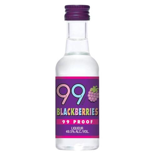 Buy 99 BlackBerries Liquor (50ml) online at sudsandspirits.com and have it shipped to your door nationwide.