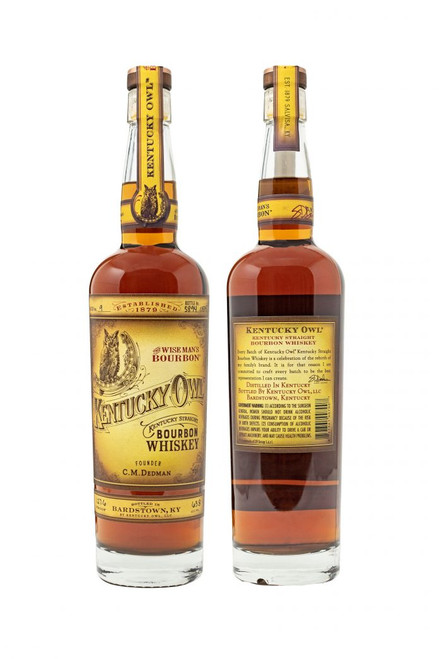 Buy Kentucky Owl Batch no 9 Bourbon Whiskey online at sudsandspirits.com