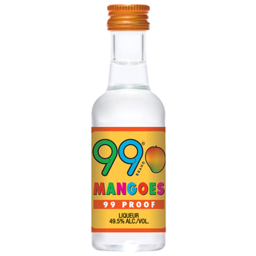 Buy 99 Mangoes Liqueur (50ml) online at sudsandspirits.com and have it shipped to your door nationwide.