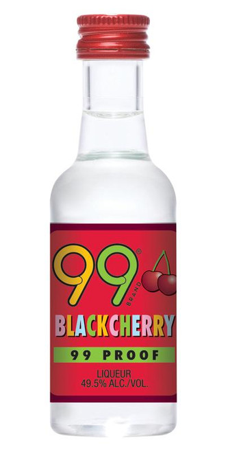 Buy 99 Blackcherry Liqueur (50ml) online at sudsandspirits.com and have it shipped to your door nationwide.