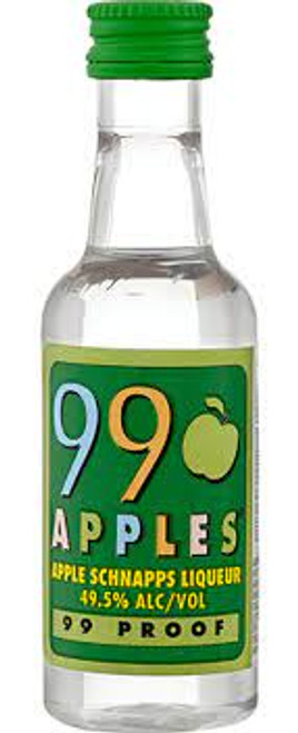 Buy 99 Apples Liqueur (50ml) online at sudsandspirits.com and have it shipped to your door nationwide.