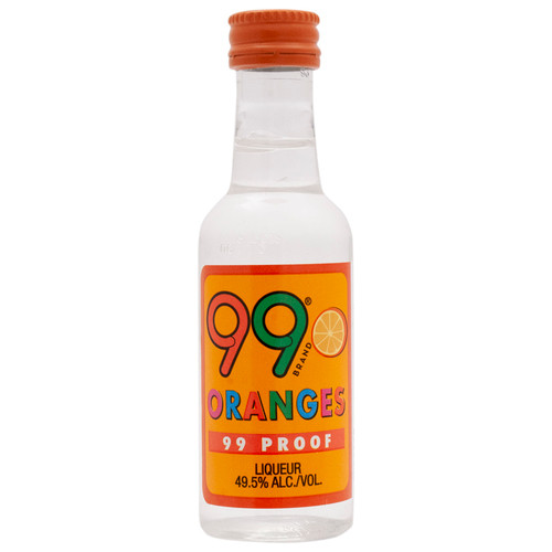 Buy 99 Oranges Liqueur (50ml) online at sudsandspirits.com and have it shipped to your door nationwide.