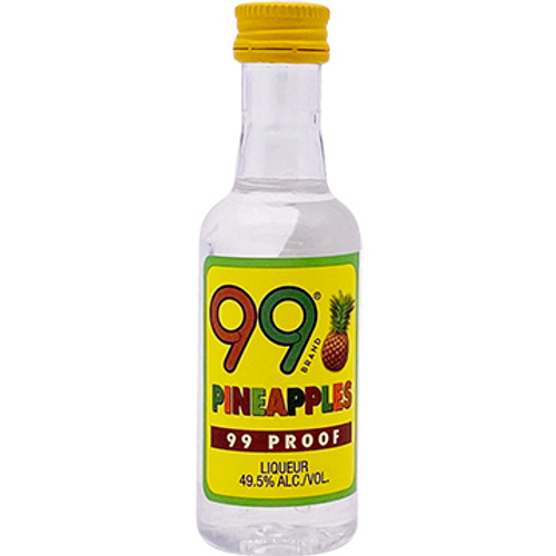 Buy 99 Pineapples Liqueur (50ml) online at sudsandspirits.com and have it shipped to your door nationwide.