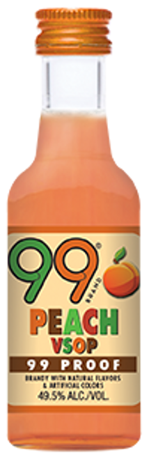 Buy 99 Peach Vsop Liqueur (50ml) online at sudsandspirits.com and have it shipped to your door nationwide.