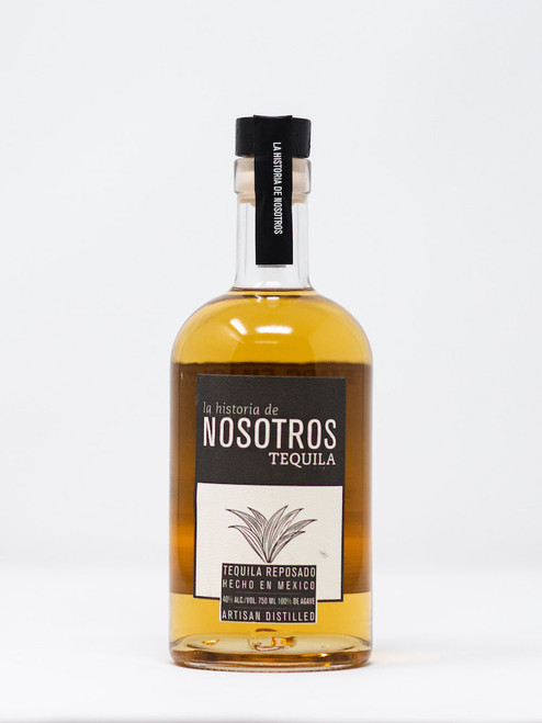 Buy Nosotros Tequila Reposado (750ml) online at sudsandspirits.com and have it shipped to your door nationwide.
