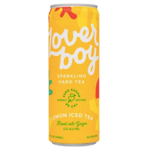 Loverboy Sparkling Hard Tea Lemon Iced Tea