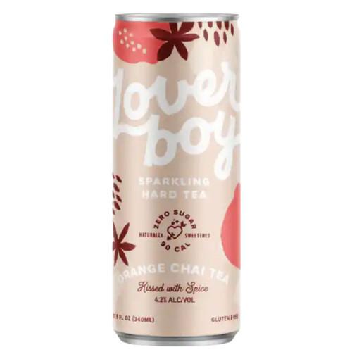 Loverboy Sparkling Hard Tea Orange Chai
