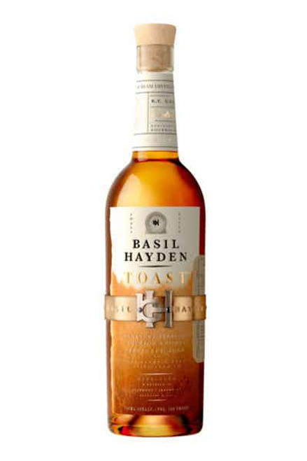 Buy Basil Hayden Toast Bourbon Whiskey online at sudsandspirits.com and have it shipped to your door nationwide.