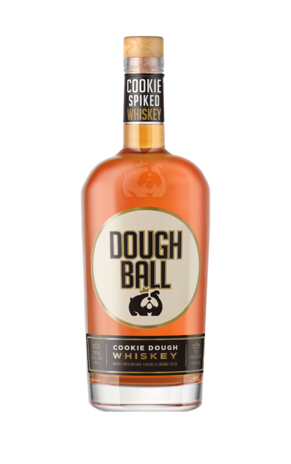 Buy Dough Ball Cookie Dough Whiskey online at sudsandspirits.com and have it shipped to your door nationwide.
