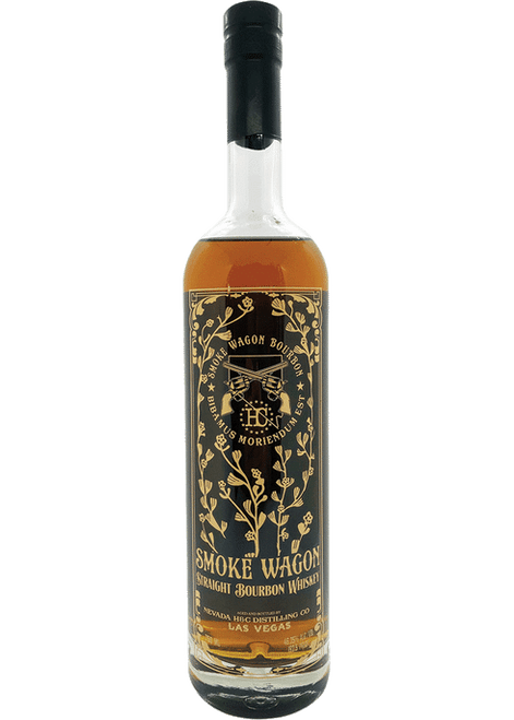 Buy Smoke Wagon Straight Bourbon (750ml) online at sudsandspirits.com and have it shipped to your door nationwide.