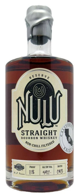 Buy Nulu Straight Bourbon Whiskey online at sudsandspirits.com and have it shipped to your door nationwide.