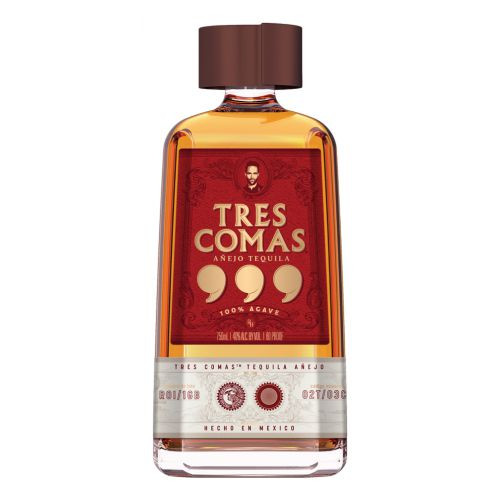 Buy Tres Comas tequila online at sudsandspirits.com and have it shipped to your door nationwide