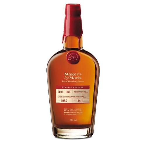 Buy Maker's Mark Wood Finishing Series 2019 Limited Release Bourbon online at sudsandspirits.com