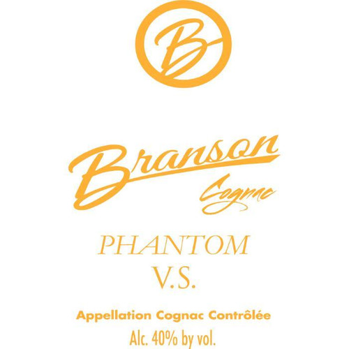 Branson Cognac Phantom V.S | 50 Cent Cognac