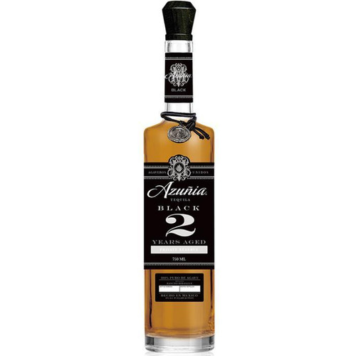 Azuñia Black 2 Year Tequila