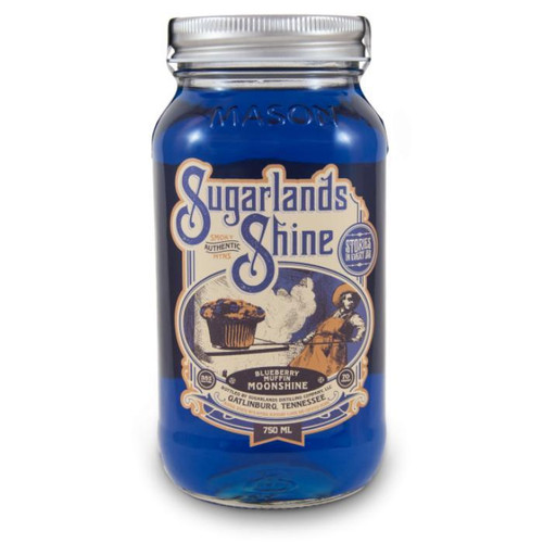 Sugarlands Blueberry Muffin Moonshine