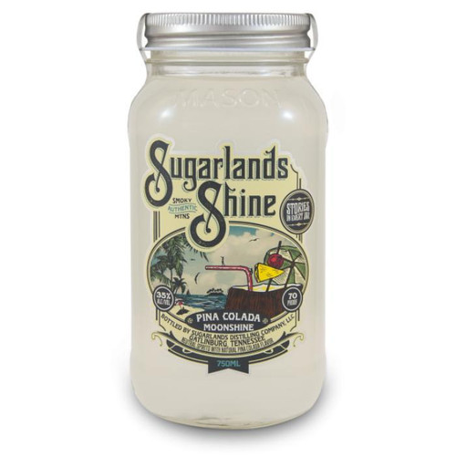 Sugarlands Pina Colada Moonshine